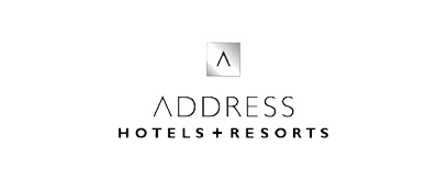 The address Hotel icons